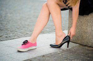 Kopogós cipő ellen