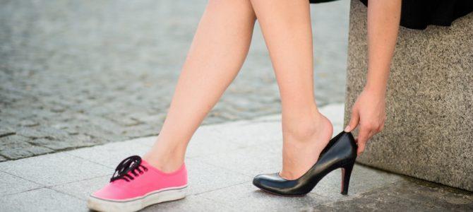 Magassarkú cipőit a pasik becserkészésén túl mindennapi viseletre is hordja?