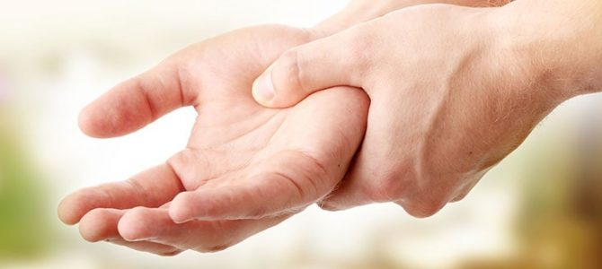 Mi használ kéz zsibbadás ellen?