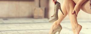 keringési zavar a lábban