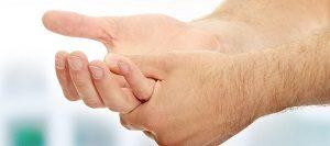 kéz zsibbadás