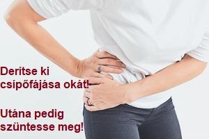 csípőízületi gyulladáskezelés)