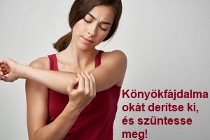mitől fáj a jobb könyököm)