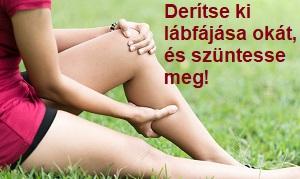 Leszokni a lábak húzásáról, Végtagfájdalmak kezelése - Dobi Imre csontkovács